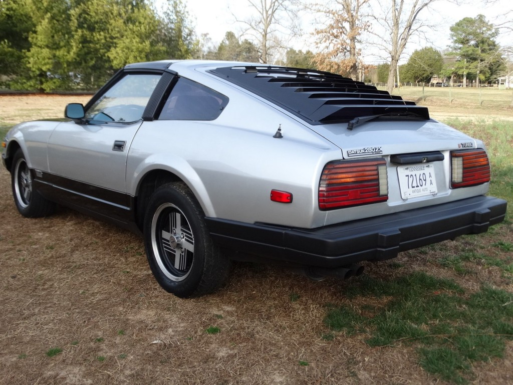 1982 Nissan 280ZX Turbo