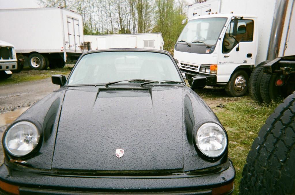 1982 Porsche 911 Targa Convertible Restoration Project