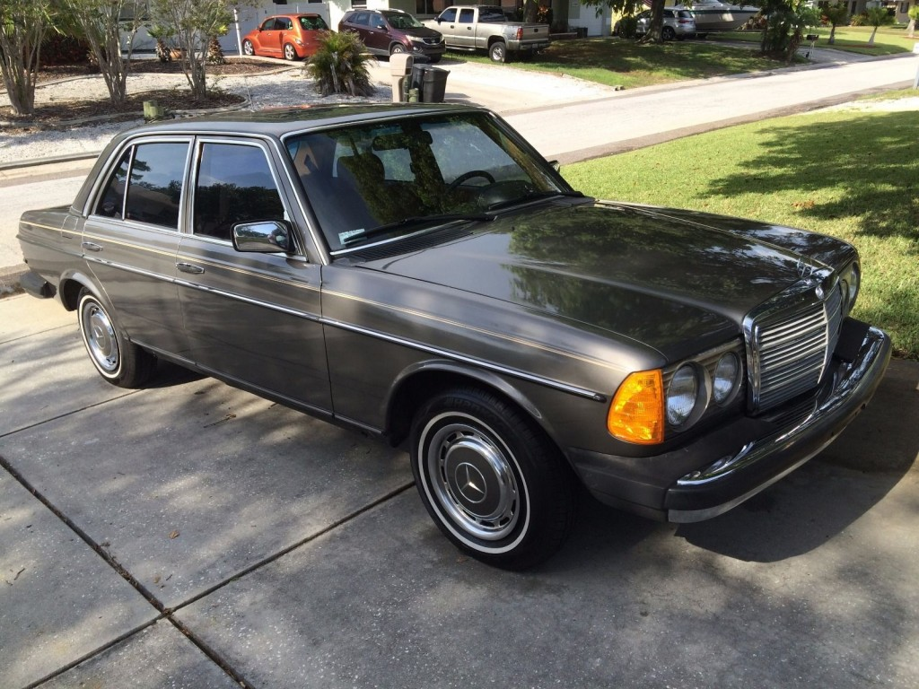 1983 mercedes benz 240d for sale for 240 mercedes benz for sale