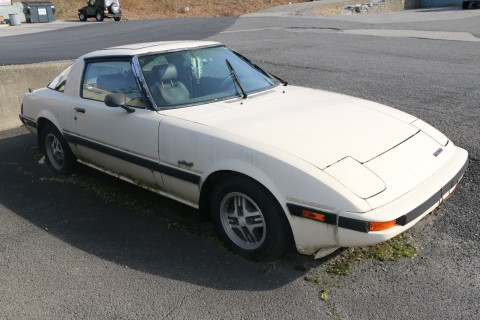 1984 Mazda RX7 GSL Coupe 1.1L R2 4V for sale