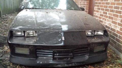 1987 Chevrolet Camaro for sale