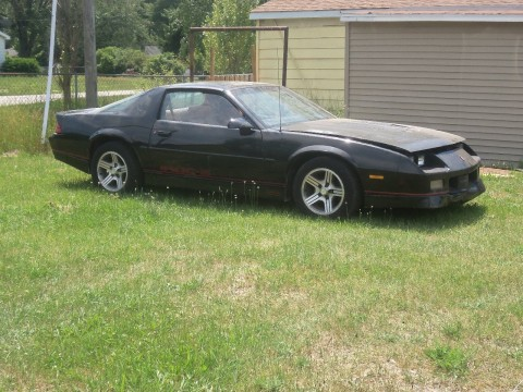 1989 Chevrolet Camaro IROC for sale