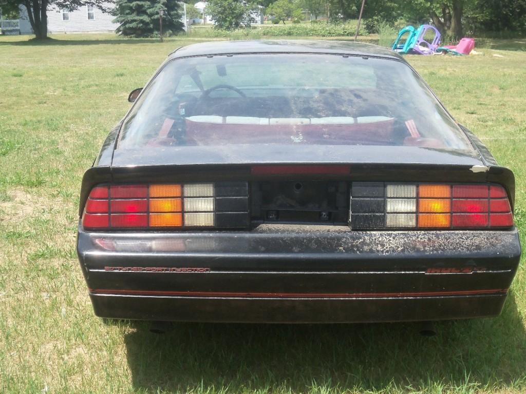 1989 Chevrolet Camaro IROC