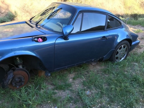 1989 Porsche 911 964 C4 Twin Turbo Monster Project for sale