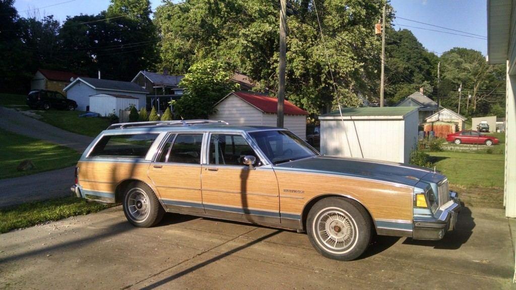 1990 Buick LeSabre Estate Wagon