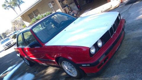 1991 BMW 318is (e30) for sale