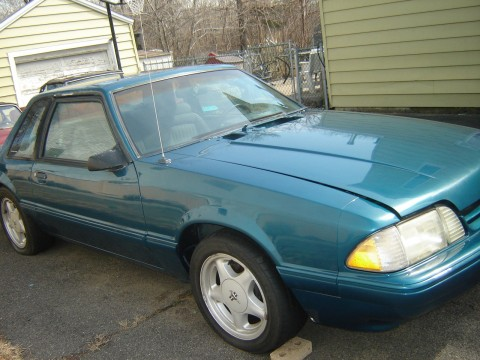1993 Ford Mustang 5.0 LX for sale