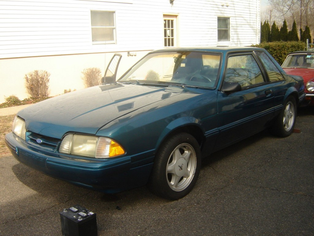 1993 Ford Mustang 5.0 LX