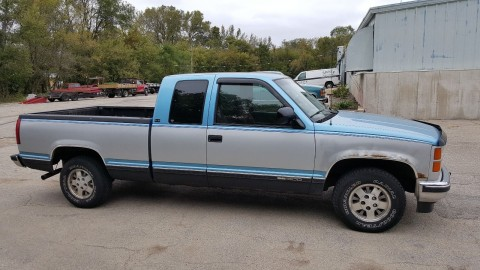 1994 GMC Sierra 1500 SLE Extended cab for sale