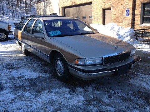1996 Buick Roadmaster Estate Wagon Collector's Edition for sale