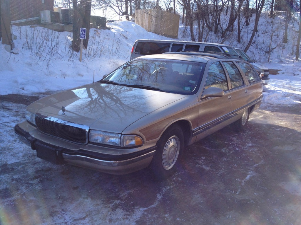 1996 Buick Roadmaster Estate Wagon Collector's Edition