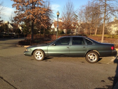 1996 Chevrolet Impala SS JON A. MOSS SIGNATURE for sale