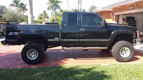 1997 Chevrolet Silverado 1500 Z71 4X4 for sale