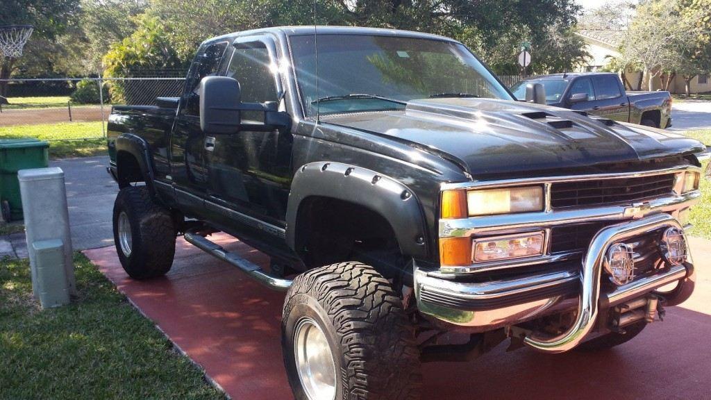 1997 Chevrolet Silverado 1500 Z71 4X4