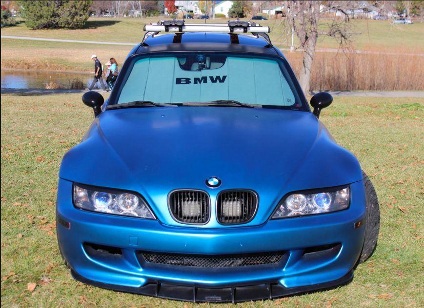 1999 BMW Z3 M Coupe
