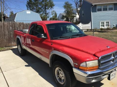 1999 Dodge Dakota Sport Extended Cab Pickup 3.9L for sale