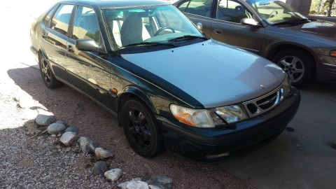 1999 Saab 9-3 turbo for sale