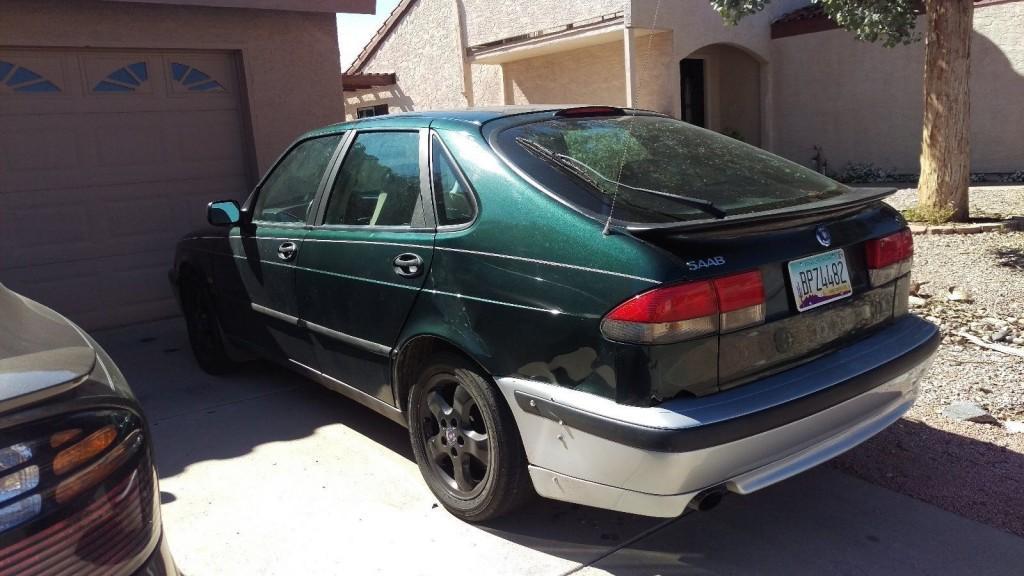 1999 Saab 9-3 turbo