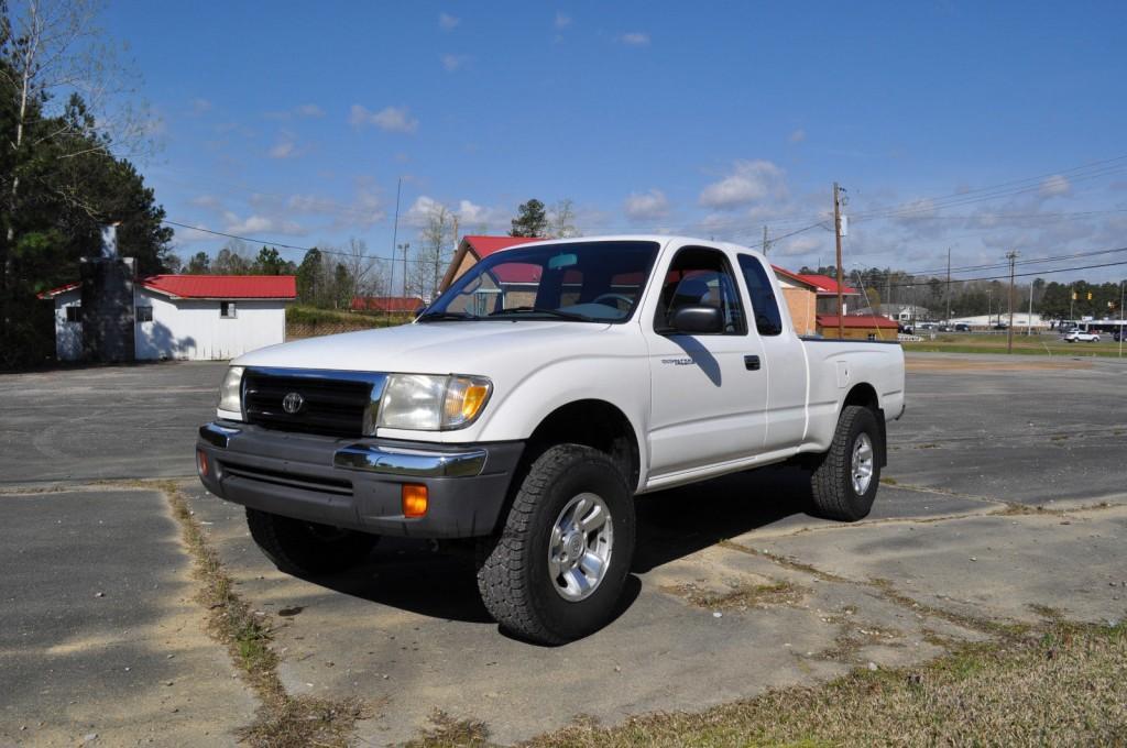1999 Toyota Tacoma SR5 Prerunner 2.7L