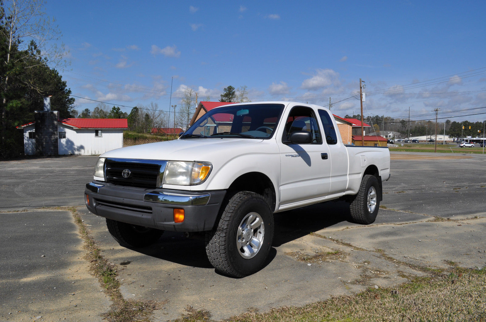 1999 toyota tacoma sr5 prerunner 2 7l for sale. Black Bedroom Furniture Sets. Home Design Ideas