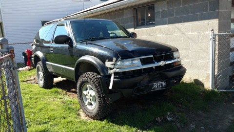 2000 Chevrolet Blazer ZR2 for sale