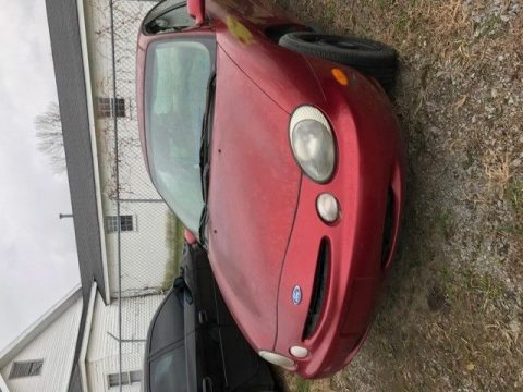 Salvage title 1997 Ford Taurus for sale