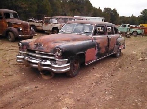 1952 Chrysler Imperial Crown – good western body for sale