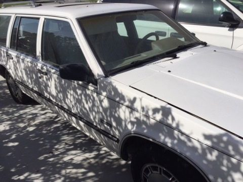 1986 Volvo 740 Station wagon – very reliable for sale