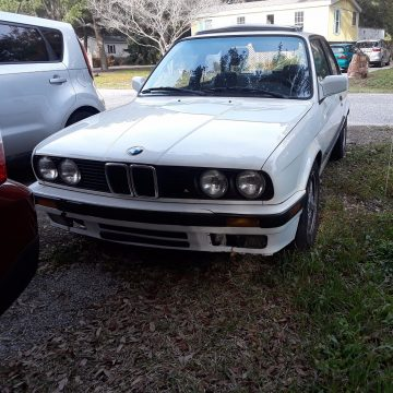 1991 BMW 3 Series – no frame damage for sale
