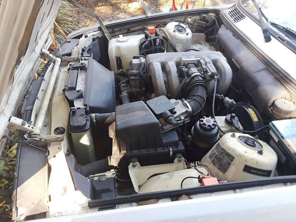 1991 BMW 3 Series – no frame damage
