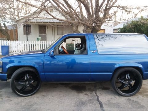 1994 Chevrolet Blazer – Runs good for sale