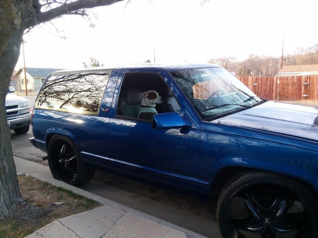 1994 Chevrolet Blazer – Runs good