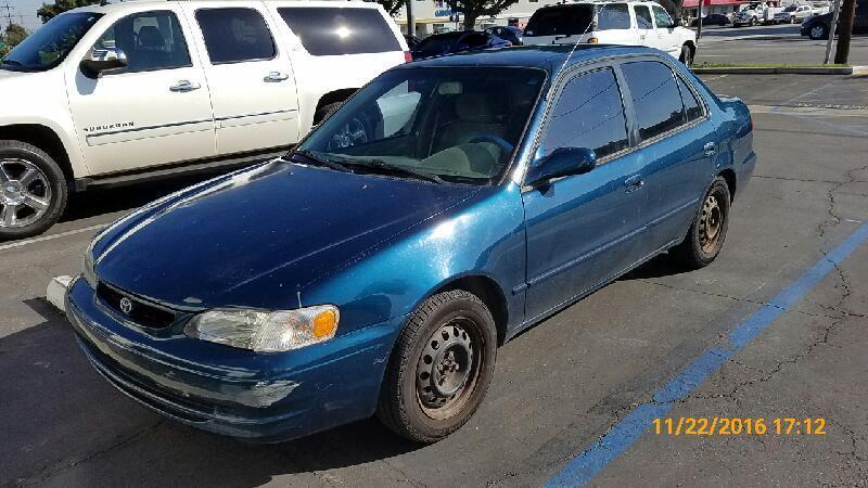 GREAT 1998 Toyota Corolla