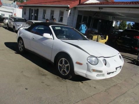 NICE 1999 Toyota Celica GT for sale