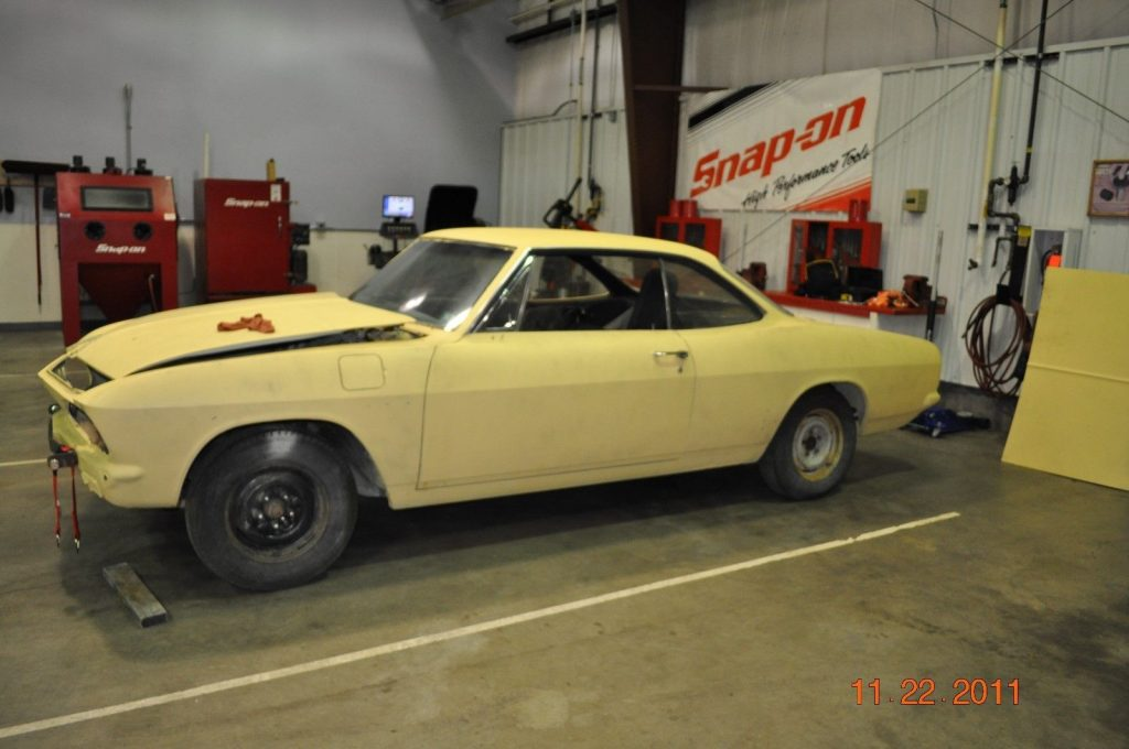 1966 Chevrolet Corvair Corsa – very solid western car
