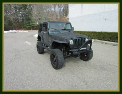 GREAT 2000 Jeep Wrangler Sahara for sale