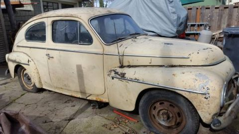 NICE 1964 Volvo for sale
