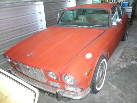 NICE 1972 Jaguar XJ6 Sedan for sale