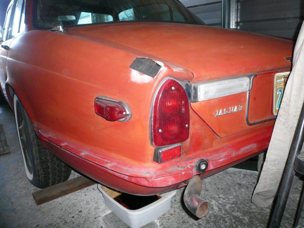 NICE 1972 Jaguar XJ6 Sedan
