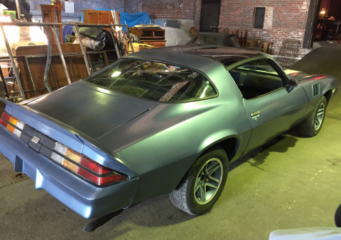 NICE 1979 Chevrolet Camaro Z 28 for sale