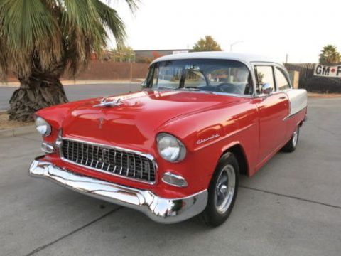 BEAUTIFUL 1955 Chevrolet Bel Air/150/210 for sale