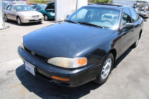 GREAT 1996 Toyota Camry LE