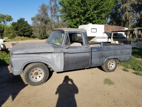 NICE 1966 Ford F 100 Custom Cab for sale