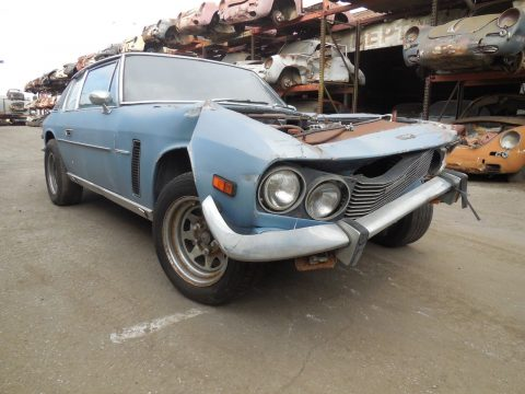1971 Jensen Interceptor III Coupe Project Car for Restoration for sale