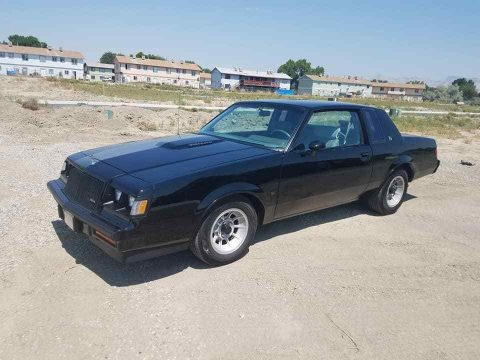 1987 Buick Regal WE4 for sale