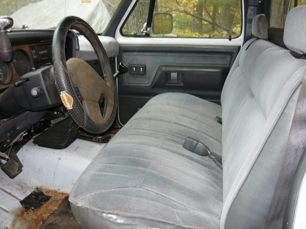 1992 Dodge Ram 2500 – runs great