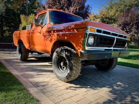 RARE 1974 Ford F 100 for sale